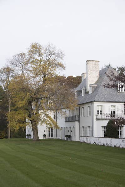 clark house in new canaan, ct